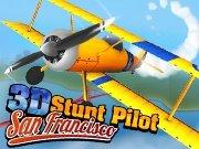 3D Stunt Pilot - San Fran…