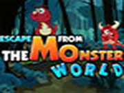 Escape from the Monster W…