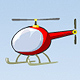 Helicopter and UFO 2