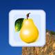 Funny ripe fruit