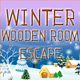 Winter Wooden Room Escape